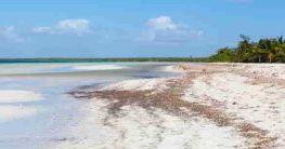 Strand bei Las Tunas