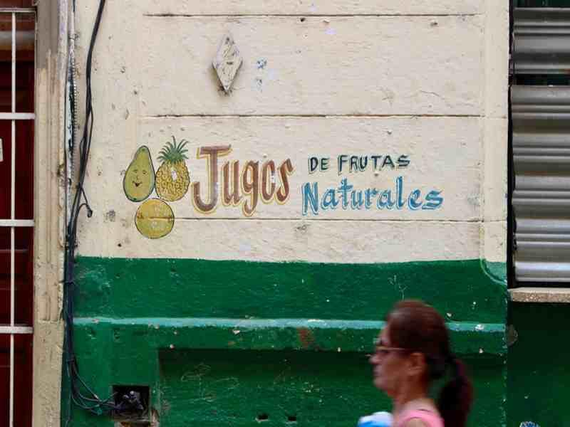 Die Sprache auf Kuba