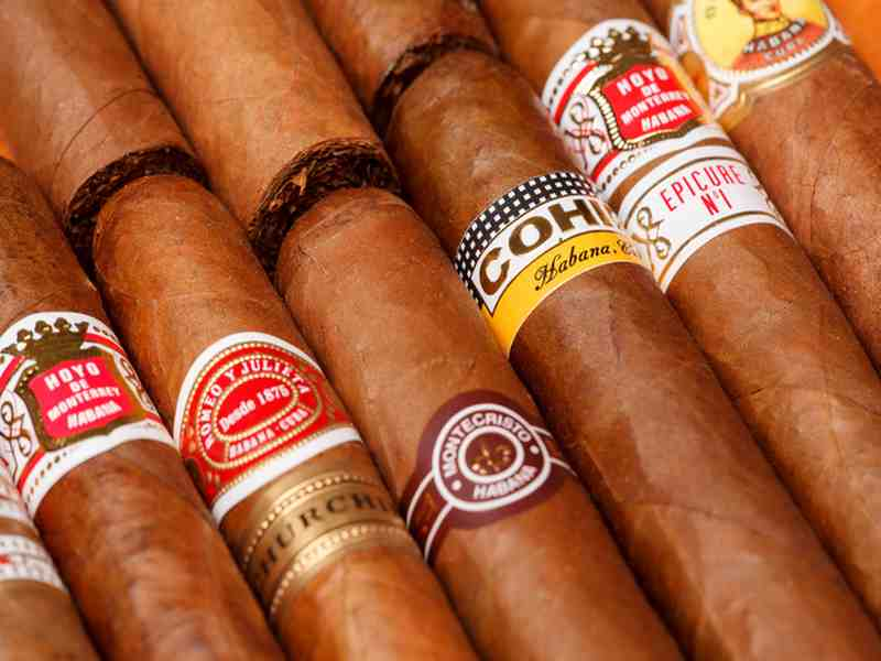 Zigarren aus Kuba